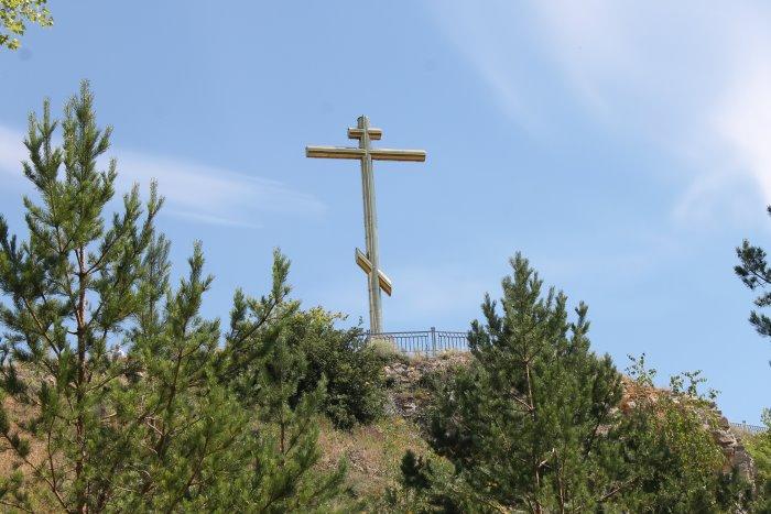 Экскурсия на Царев курган и к Святому источнику Неупиваемая Чаша