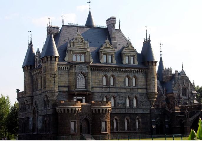 Экскурсия к Замоку Гарибальди