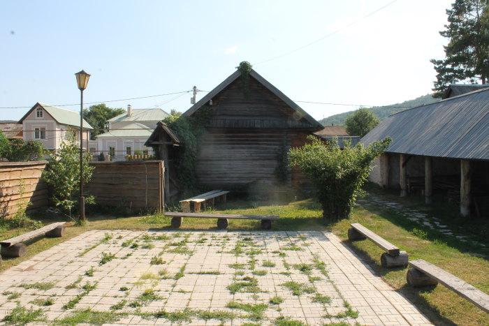 Дом-музей поэта Александра Ширяевца (Абрамова)
