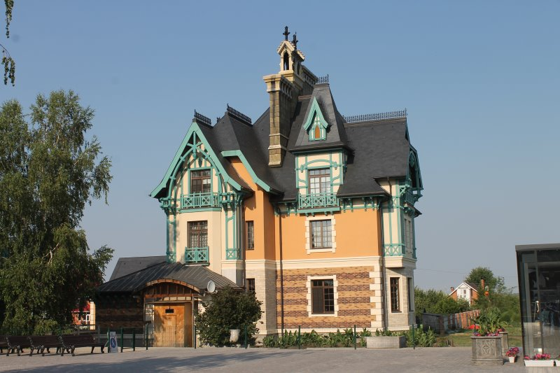 Гостевая Вилла