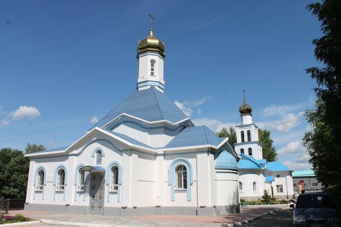 Церковь в честь Иконы Божией Матери Неупиваемая Чаша
