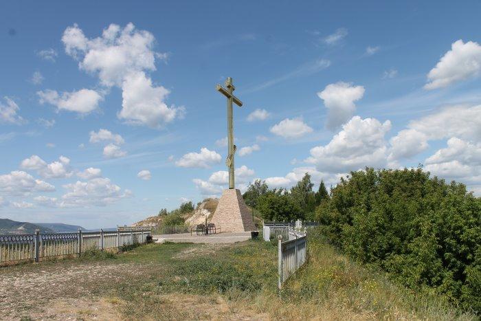Экскурсия ксвятому источнику в поселке Волжский (Большая Царевщина)