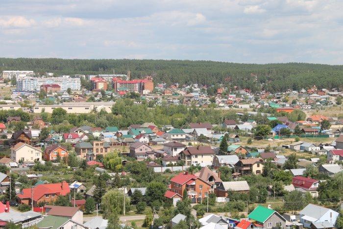 Поселок Волжский - Большая Царевщина