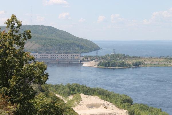 Жигулевской ГЭС