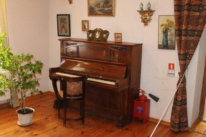 Музей-усадьба купца второй гильдии И. Вдовина