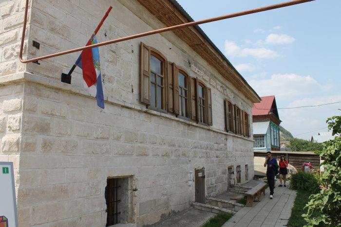 Музей-усадьба купца второй гильдии И. Вдовин