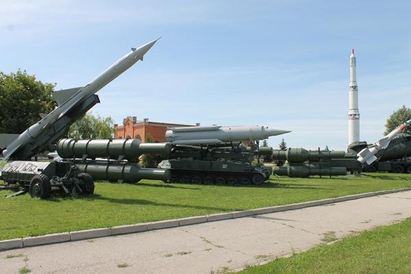 """Зенитно-ракетный комплекс 2К11 """"Круг"""""""