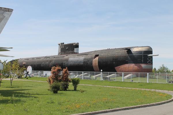 """Подводная лодка Б-307 проекта 641Б """"Сом"""" (1980 год выпуска)"""