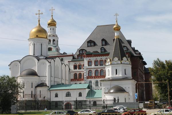 Поволжский православный институт имени Святителя Алексия Московского