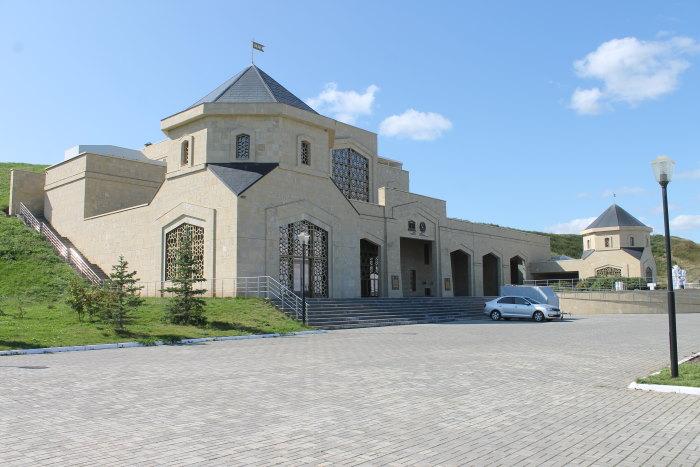 Музей болгарской цивилизации