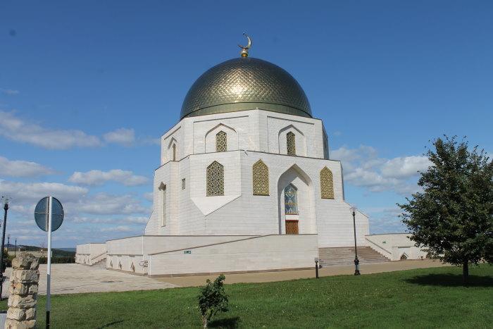 Музейно-выставочный комплекс «Памятный знак в честь принятия ислама волжскими булгарами в 922 году».