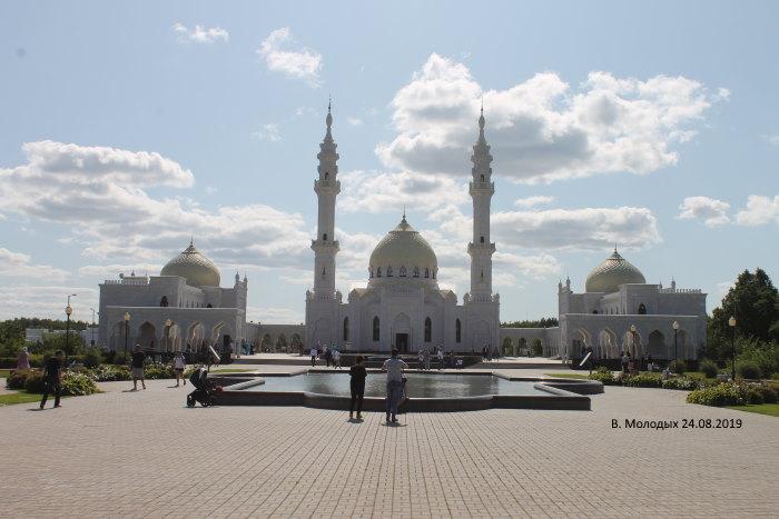Белая мечеть «Ак-Мэчет»