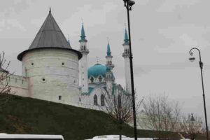 Комплекс казанского Кремля