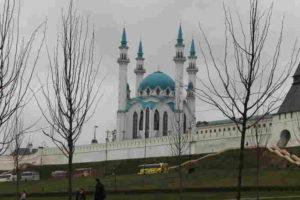 Площадь Тысячелетия в Казани