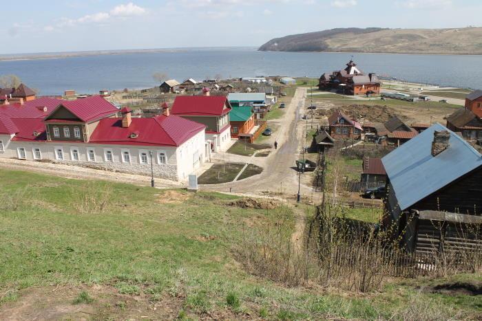 Остров - град Свияжск