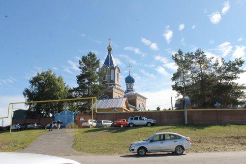 Святотроицкий храм в селе Ташла
