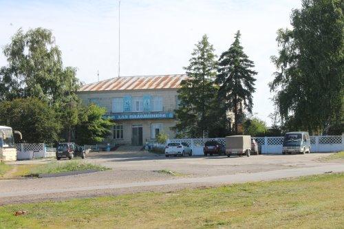 Дом паломников в селе Ташла