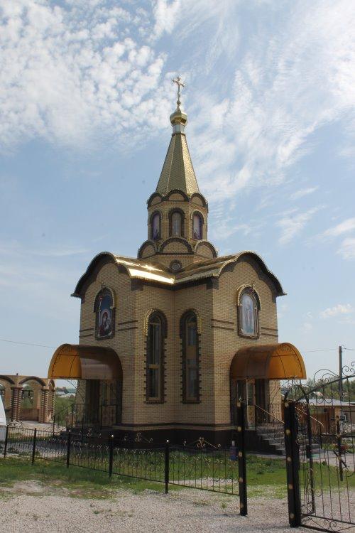 Часовня во имя святителя Николая село Пискалы