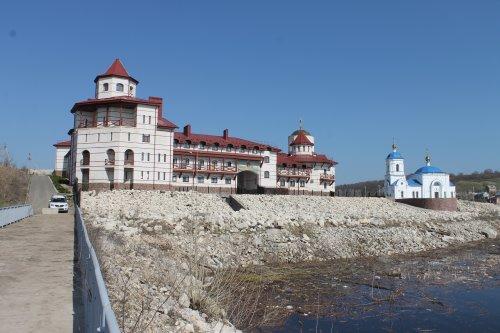 Экскурсия в мужской монастырь в селе Винновка