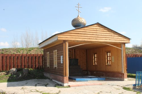 Экскурсия к святым источникам в селе Большая Рязань