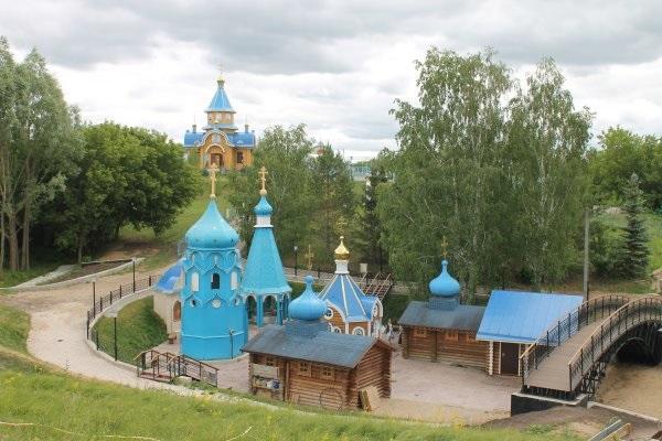 Экскурсия к святому источнику в селе Ташла