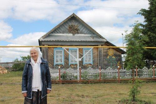 Надежда Федоровна Сурудина и ее родовое гнездо