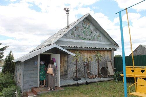 Молильный дом в селе Пискалы