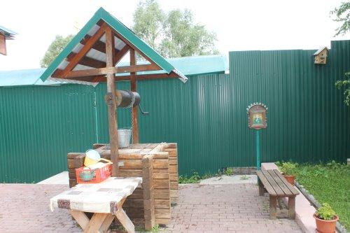 Святой источник блаженной Матроны Московской село Старая Бинарадка