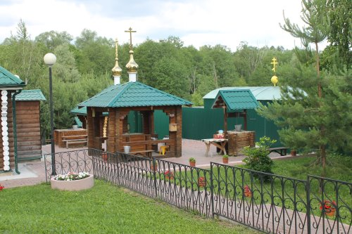 Святые источники в честь Николая Чудотворца и блаженной Матроны Московской село Старая Бинарадка