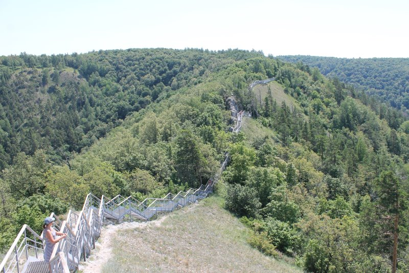 Путь к горе Стрельная