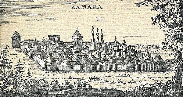 Крепость Самара