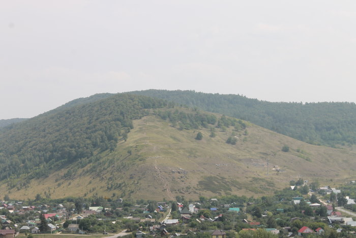 Монастырская гора