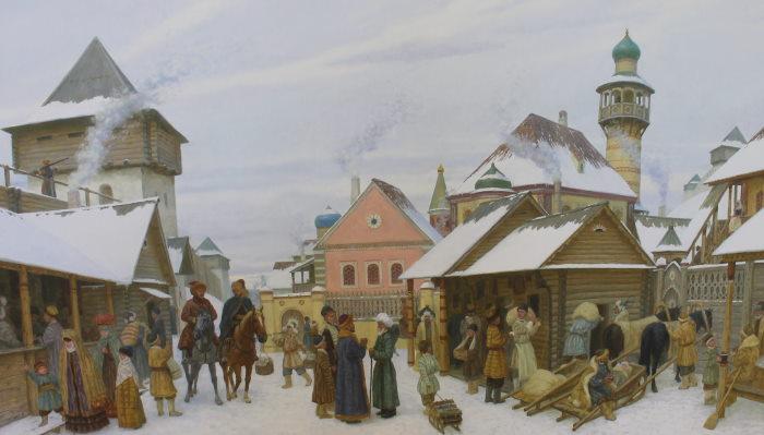Городская жизни Волжской Булгарии