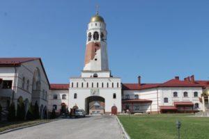 Свято-Богородичный Казанский мужской монастырь
