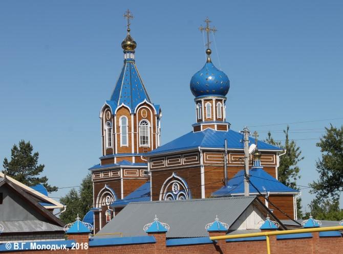Женский монастырь в селе Ташла