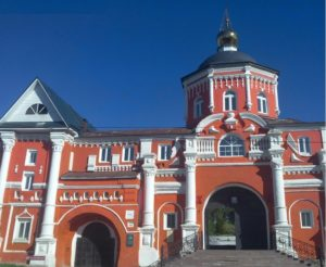 Кизический Введенский монастырь