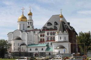 Храм во имя Вселенских учителей и святителей Василия Великого, Григория Богослова и Иоанна Златоуста