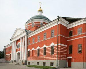 Казанский Богородицкий монастырь