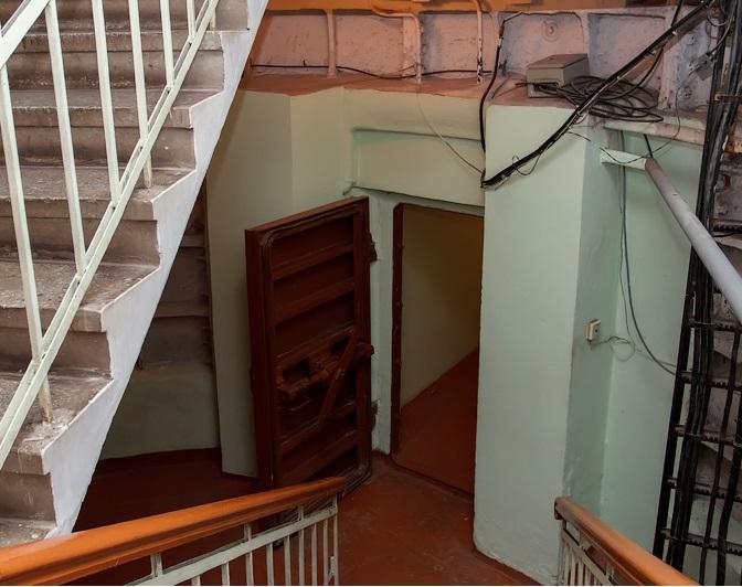 В бункере Сталина, Самара