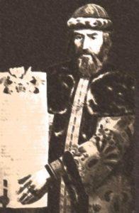 Князь Григорий Осипович Засекин