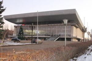 Дворец спорта Волгарь