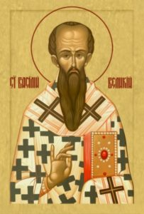 Святой Василий Великий