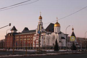 Храм Трёх святителей Василия Великого, Григория Богослова и Иоанна Златоуста