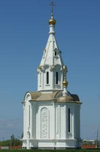 Храм во имя Святого Архистратига Божьего Михаила