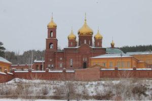 Свято-воскресенский мужской монастырь