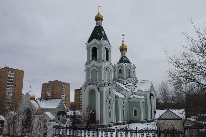 Храм во имя святителя Тихона, Патриарха Московского и всея России