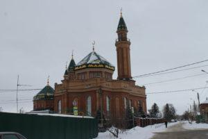 Тольяттинская соборная мечеть