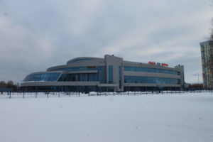 Ледовый дворец спорта Лада-Арена