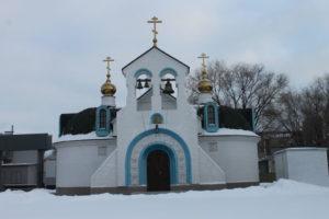 Церковь в честь иконы Пресвятой Богородицы Спорительницы хлебов