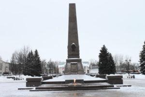 Обелиск Славы в Тольятти